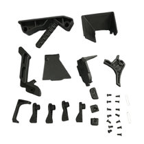 Black Replacement Parts for LH Kriss Vector v2
