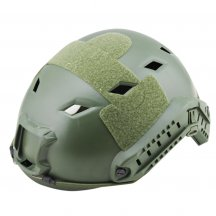 WST Fast Rhombus Hole Standard Version Tactics  Protective Helmet for WG Game - L