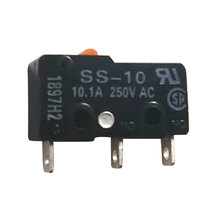 SS-10 Micro 10.1A 250V Microswitch
