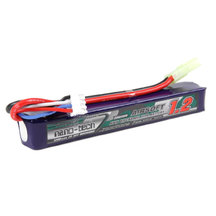 Hobbyking Turnigy Nano-tech 1200mah 11.1v 3cell 25-50c Li-on Battery