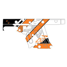 Painting Sticker for LH Kriss Vector V2 Gel Toy Blaster