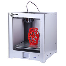 LESGEEK T238 210 x 210 x 200mm DIY 3D Printer - AUS Plug