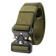 50  600D Nylon Metal Buckle Quick-Release Belt