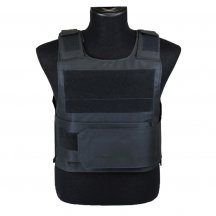 Training Protective Tactical Vest - Black