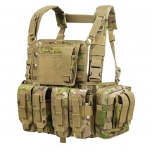 YAKEDA Detachable Vest Lightweight Tactical Vest