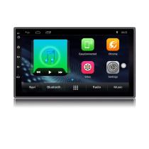 PA018 Android 7.1 Car 2 Din universal Car Stereo 7inch AM/FM/RDS Radio 1024×600 Quad Core+16G Car Player GPS Navigation Wifi BT 2USB Port SWC Radio Audio Player