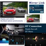 C12 Steering Wheel Control Android 6.0 Head Unit Car Stereo Car GPS Navigation 7 inch Car Radio Touch Screen Bluetooth WIFI Mirror Link Quad Core 1GB RAM 16GB ROM AM/FM/RDS
