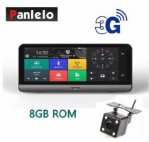 Panlelo 781 Car GPS On Dash Camera DVR 7.84  Android System 3G Network Vehicle Navigation Quad Core 1GB RAM 8GB/16GB ROM Reverse