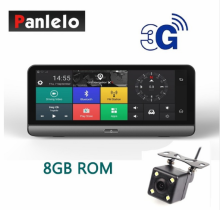 Panlelo 781 Car GPS On Dash Camera DVR 7.84  Android System 3G Network Vehicle Navigation Quad Core 1GB RAM 8GB/16GB ROM Reverse