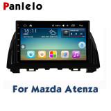 For Mazda 6 Atenza CX5 Atenza Axela Auto Radio AM/FM GPS Navigation BT Steering Wheel Control