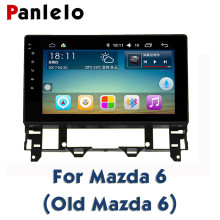 For Mazda 6 Atenza CX5 Atenza Axela Auto Radio AM/FM GPS Navigation BT Steering Wheel Control