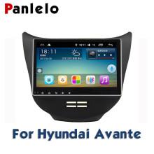 For Hyundai Avante IX25 IX45 Verna New Tucson Mistra Elantra 2 Din GPS Navigation Auto Radio Camera