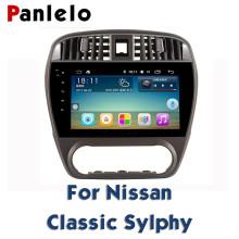 For Nissan Sunny Sylphy Murano X-Trail Lannia Tiida Teana Qashqai Livna Android 2 Din Car Stereo