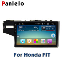 For Honda Fit Accord 9 Vezel Civic CRV Jade XRV Greiz Crider 2 Din Head Unit GPS Navigation Bluetooth