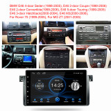 Panlelo Android 8.1 Car Stereo For BMW E46 4G RAM 32G ROM Octa Core IPS Touch Screen 9 Inch Head Unit Bluetooth Car Multiplayer