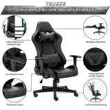 Gaming Chair 180 degree Lying Chairs Video Gaming Chairs Racing Chairs Ergonomic Chair Executive Chairs Home Office Chairs Computer Chairs