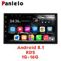 Panlelo S10 Autoradio Android 8.1 Car Stereo 7   1080P Quad Core 2din GPS Navigation Audio Radio