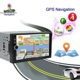 Universal 2 Din Android Car Radio GPS 2G 32G Android 6.0 Car Radio 2din with Bluetooth