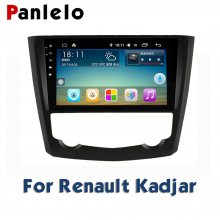 For Renault Kadjar Auto Radio AM/FM GPS Navigation BT Steering Wheel Control Car Stereo Android