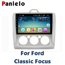 Panlelo Android 2 Din Car Stereo For Ford Classic Focus Escort Mondeo Kuga Ecosport Edge Taurus 1GB RAM 16GB ROM Quad Core BT