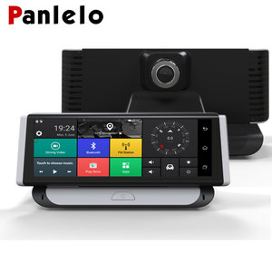 Car Dash Camera DVR Vehicle GPS Navigation Touch Screen Music Player Android 3G/4G Wi-Fi Bluetooth Rear View Cam G-Sensor 1080P