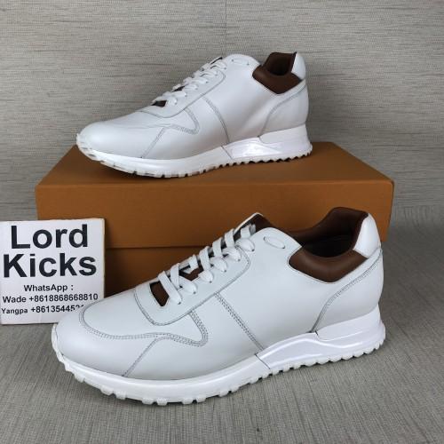 LV Frontraw Sneake Louis vuitton sport running shoes