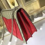GUCCI Dionysus big GG shoulder bag