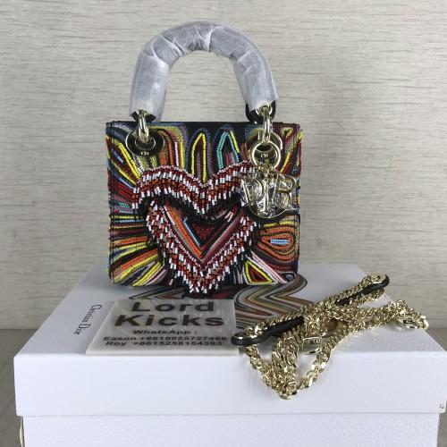 Dior  Women bag (17x15cm)