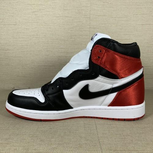 Jordan 1 Retro High Satin Black Toe (W) CD0461016