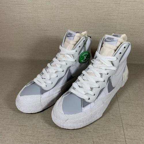 Sacai X Nike Blazer MID BV0072-100