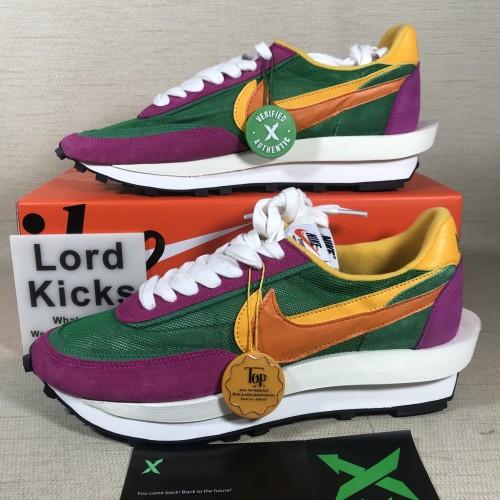 Nike LD Waffle Sacai Purple Multi BV0073-301
