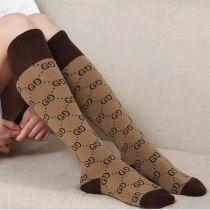 Designer GG pattern socks  X054