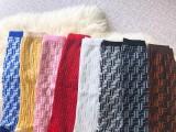 Fendi Knee-high Socks X089