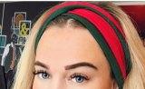 Red Green Headband X004
