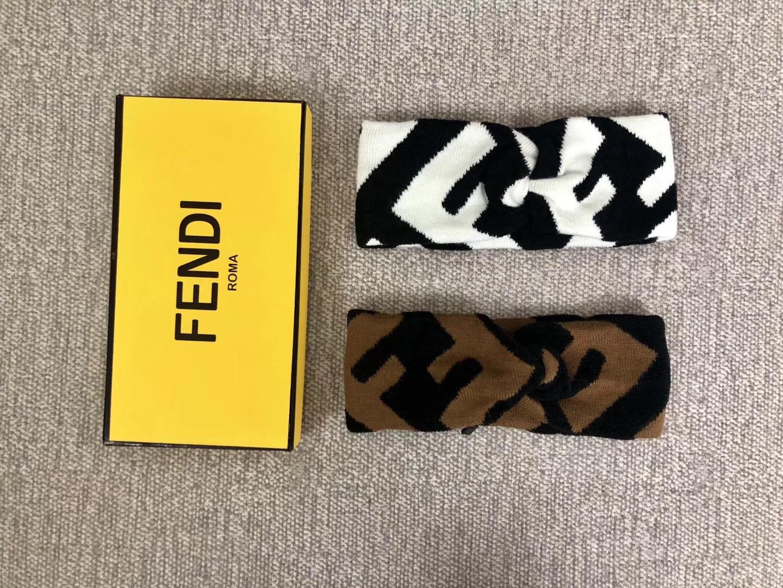 X165 Wool Fendi Headbands