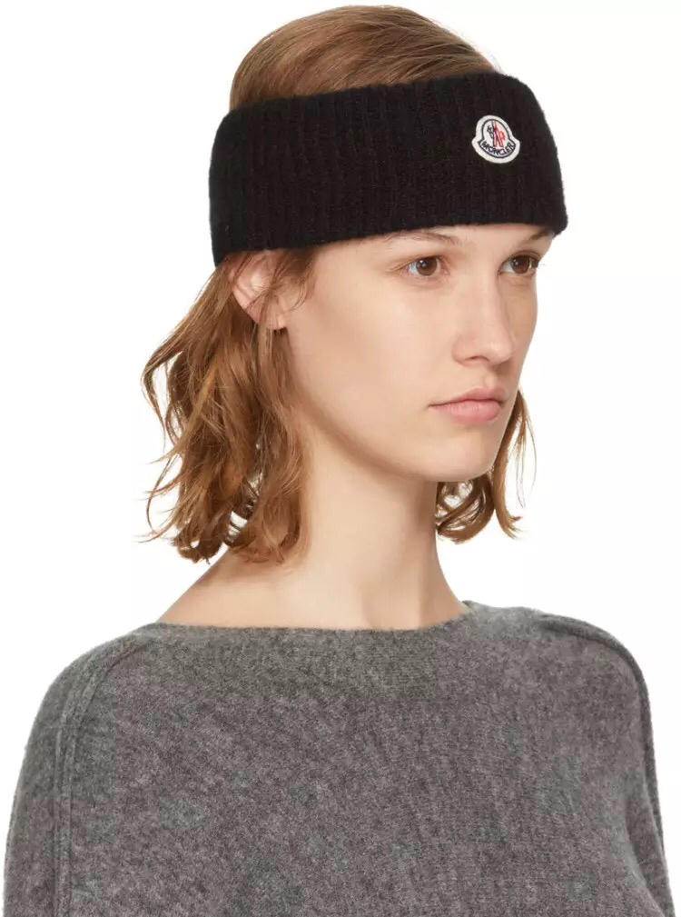 Moncler Knitted Headband X170