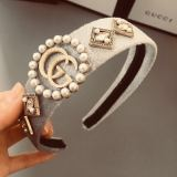 P1968 Luxury Hairbands with GG