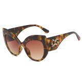 GL0823 Designer DG Big Frame Sunglasses