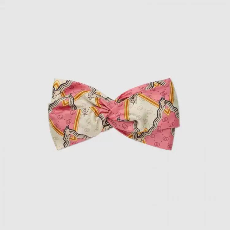 X175 GG pink Headband