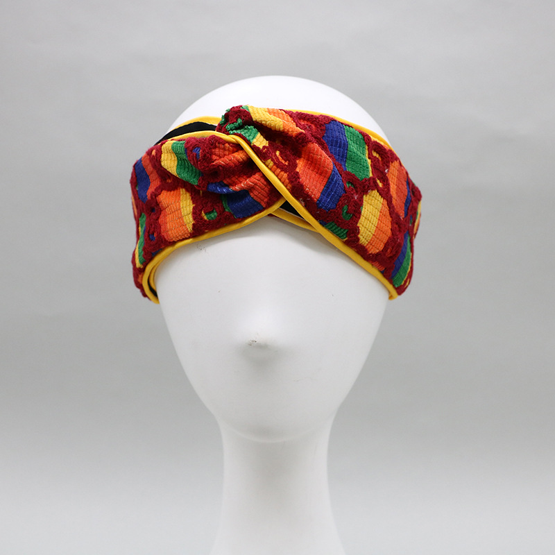 X174 GG Rainbow Headband