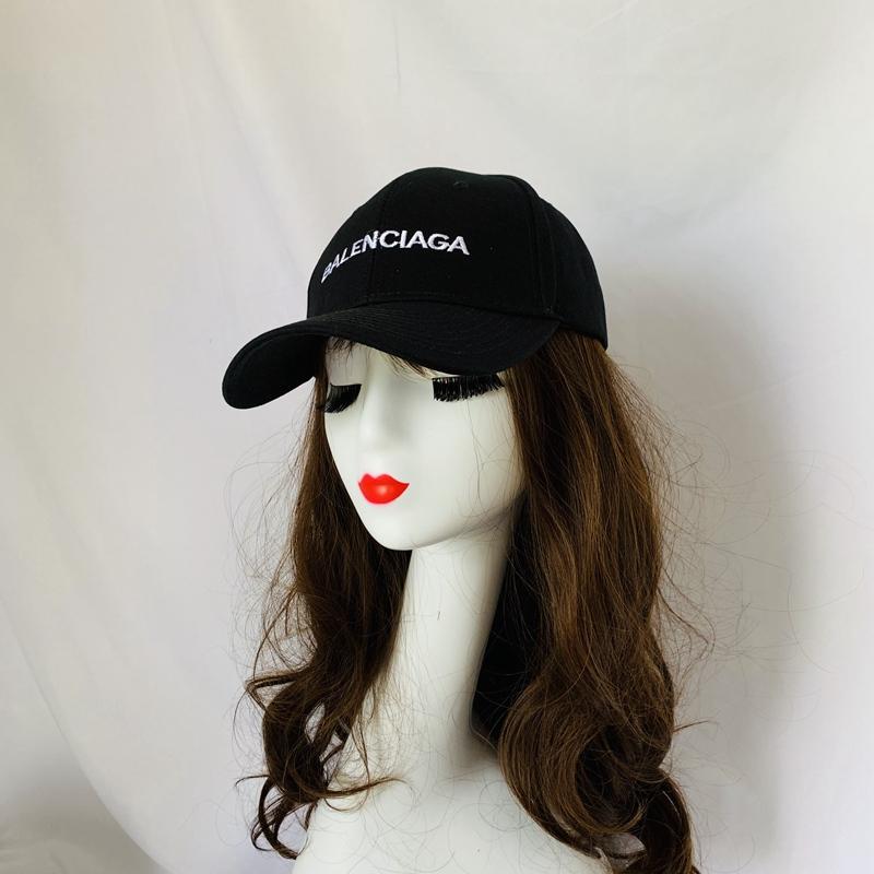 CA013 Balenciaga visor cap
