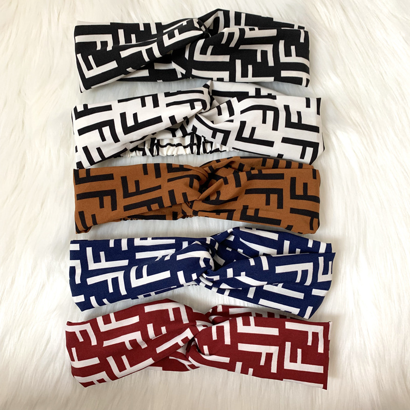 Inspired Fendi Headbands Wholesale