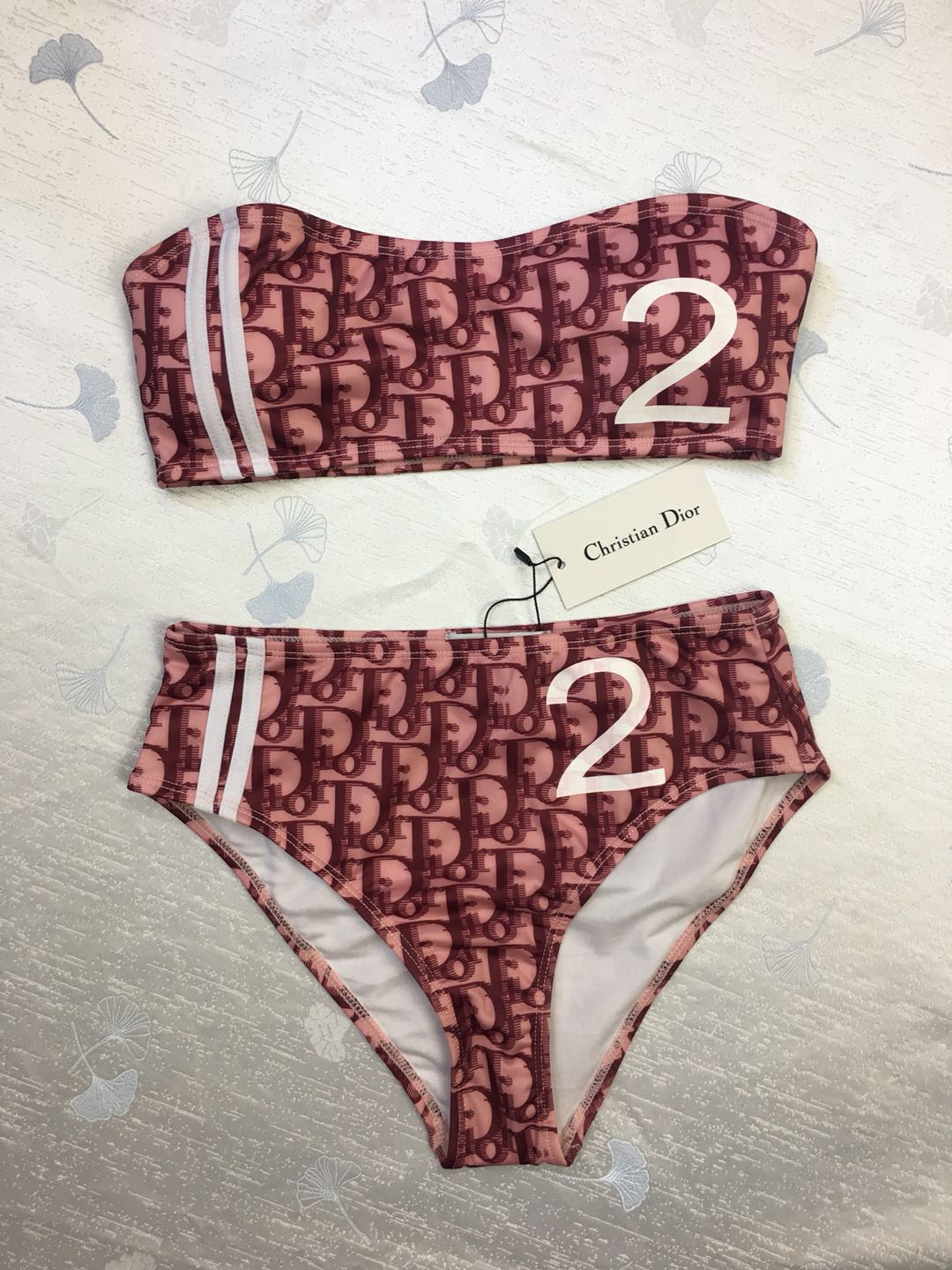 DIO07 New Dior Bikinis with number