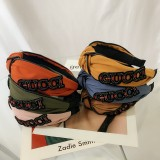 Inspired Hairband with GUCCI P2178