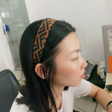 Fendi inspired Hairband P2170
