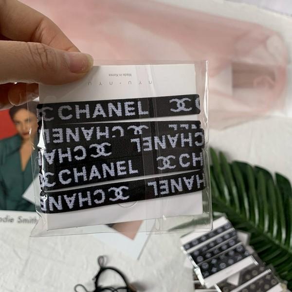 5pcs Inspired GG LV hair ties