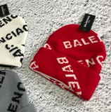 kintted Balenciaga beanie hat for winter CA021