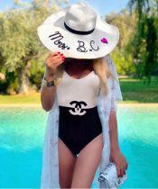 CH02 Chanel Swimwear One-piece