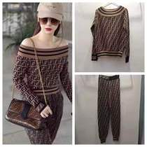 FF Knit sweater long sleeves X107
