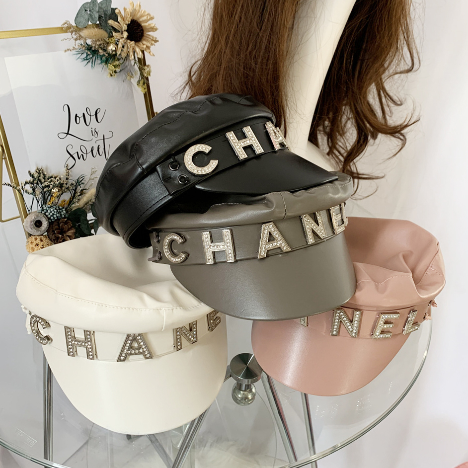 Chanel Navy Cap CA030